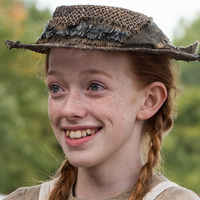 Anne Shirley played by Amybeth McNulty