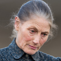 Marilla Cuthbert played by Geraldine James