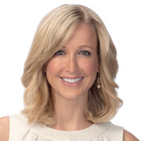 Host played by Lara Spencer