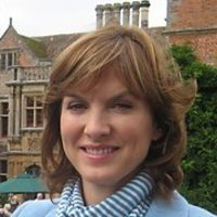 Fiona Bruce - Presenter played by Fiona Bruce