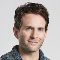 Jack Griffin played by Glenn Howerton