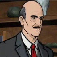 Len Trexler played by Jeffrey Tambor