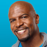 Nick Kingston-Persons played by Terry Crews