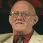 Mr. Cuthbert Rumbold played by Nicholas Smith