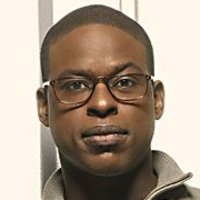 Roland Burton played by Sterling K. Brown