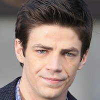 Barry Allen played by Grant Gustin