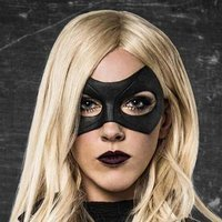 Black Canary played by Katie Cassidy