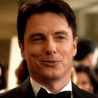 Malcolm Merlyn played by John Barrowman