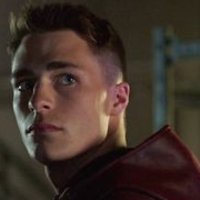 Roy Harper played by Colton Haynes