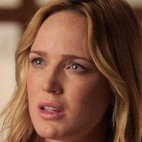 Sara Lance played by Caity Lotz