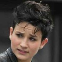 Sin played by Bex Taylor-Klaus