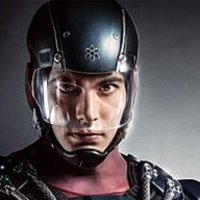 The A.T.O.M. played by Brandon Routh