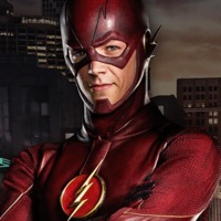 The Flashplayed by Grant Gustin