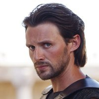 Heptarian played by Oliver Walker