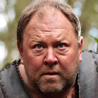 Hercules played by Mark Addy