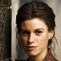 Medusa played by Jemima Rooper