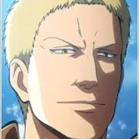 Reiner Braun Attack on Titan