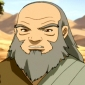 Uncle Iroh played by Mako
