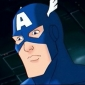 Captain Americaplayed by Dan Chameroy