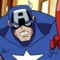 Captain America The Avengers: Earth's Mightiest Heroes