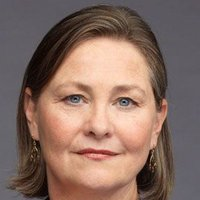 Dr. Judith Evans played by Cherry Jones