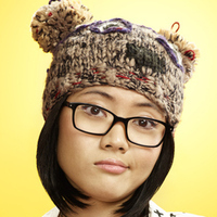 Ming Huang played by Jessica Lu