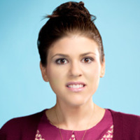 Sadie Saxton played by Molly Tarlov