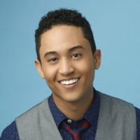 Tucker Dobbs played by Tahj Mowry