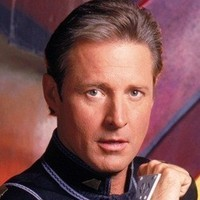 Capt. John Sheridan played by Bruce Boxleitner