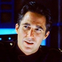 Cmdr. Jeffrey Sinclair played by Michael O'Hare