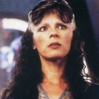Delenn played by Mira Furlan