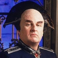 Londo Mollari played by Peter Jurasik