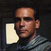 Warren Keffer played by Robert Rusler
