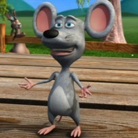 Pip The Mouse Back At Barnyard