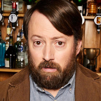 Stephen played by David Mitchell