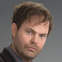 Backstrom played by Rainn Wilson