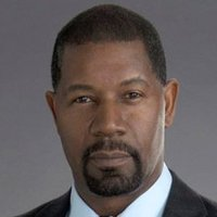 Detective John Almond played by Dennis Haysbert