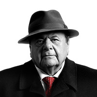 Nico Rizzuto Sr played by Paul Sorvino