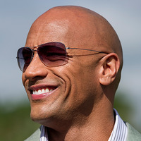 Spencer Strasmore played by Dwayne Johnson Image