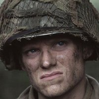 Pvt. Albert Blithe played by Marc Warren