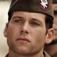 Pvt. David Kenyon Webster played by Eion Bailey