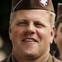Sgt. Denver 'Bull' Randleman played by Michael Cudlitz