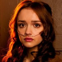 Emma played by Olivia Cooke
