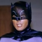 Batmanplayed by Adam West