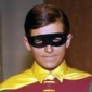 Robinplayed by Burt Ward
