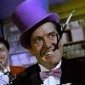 The Penguin played by Burgess Meredith