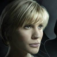 Captain Kara 'Starbuck' Thrace played by Katee Sackhoff