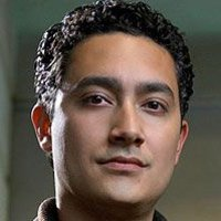 Lt. Felix Gaeta played by Alessandro Juliani