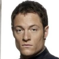 Lt. Karl 'Helo' Agathon played by Tahmoh Penikett