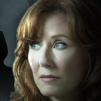 President Laura Roslin played by Mary McDonnell